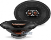 Infinity REF-9623ix 300W Max 15cm x 23cm 3-way Car Audio Speaker with Edge-Driven, Textile Tweeters - Pair