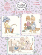 PM67 Our Loving Family - Precious Moments Cross Stitch