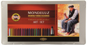 Koh-i-noor Mondeluz 3.8 mm Mechanical Pencils Set. 3796