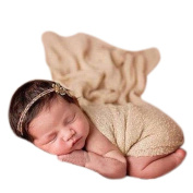 Binmer(TM)Newborn Maternity Props Baby Art Photo Props Photography Quilt Cloth