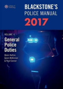 Blackstone's Police Manual Volume 4