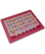 Chad Valley Junior Touch Tablet - Pink.