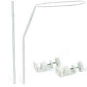 Adjustable Canopy Bar for Cot Bed Cot Crib Canopy Canopy
