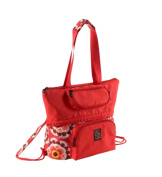 Fashionable WaterProof High Capacity Baby Bottle Tote Bag