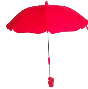 New Universal Pushchair Baby Pram Parasol Sun Protection UV Rays Umbrella Shade