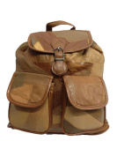 YOJAN PIEL Women's Backpack Brown marron