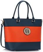 Large Size Ladies Women's Fashion Designer Celebrity Quality Faux Leather Shoulder Handbag Trendy Cross Body Bag CWS00406 CWS00406A