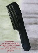 Handle Comb 20.5 cm Horn