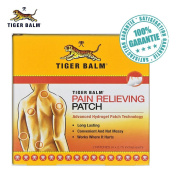 Tiger Balm Patch - Immediate Pain Relieving Patch - Long-lasting action - 10 x 7 cm - 2 patches - Original composition