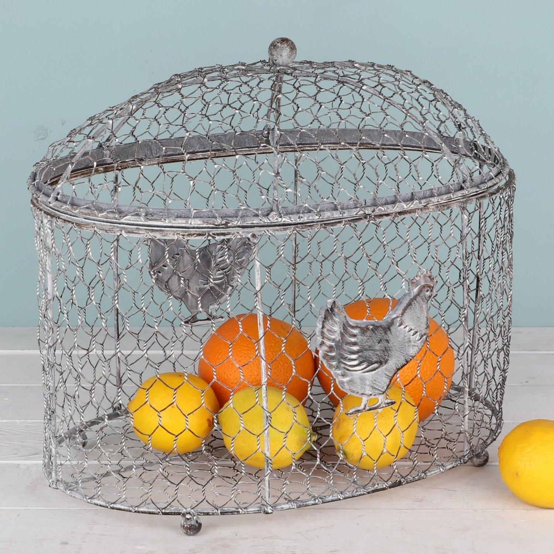 Wire Egg Basket Homeware: Buy Online from Fishpond.co.nz