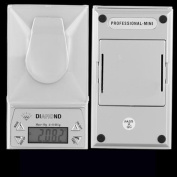 Digital Pocket Scale Lcd Display Balance Weight 10G/0.001G Precision Gem Jewel Home