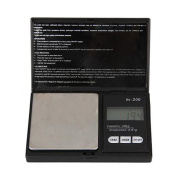 Pocket Mini Digital Scale Electronic Weight 200-0.01G Balance Lcd Display Portable Precision Gramme