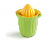 Zeal Citrus Juicer - Lime & Yellow