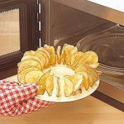 DIY Microwave Potato Chips Maker + Slicer