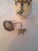 Shetland Pony 5.1cm Tea Ball Mesh Infuser Stainless Steel Sphere Strainer E06