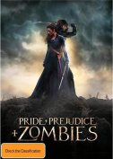 Pride and Prejudice and Zombies  [Region 4]