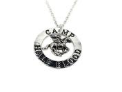 The Last Olympian Camp Half-Blood Percy Jackson Pegasus Zeus Half Blood Necklace
