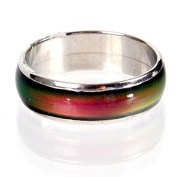 Colour Changing MOOD RINGS, Costume Metal Jewellery