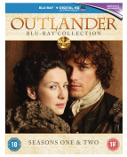 Outlander: Seasons One & Two [Regions 1,2,3] [Blu-ray]