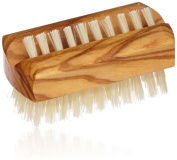 Croll & Denecke 20248 Nail Brush High-Quality Olive Wood