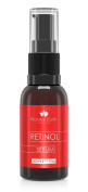 Retinol Serum to fight wrinkles and signs of ageing. Made with organic ingredients. Super Youth.