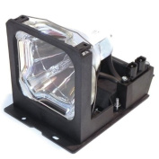 VLT-X400LP - Lamp With Housing For Mitsubishi LVP-X390, LVP-X390U, LVP-X400, LVP-X400B, LVP-X400BU Projectors
