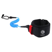 CamKix Surf Mouth Mount / Armstrap Coil Kit for Gopro Hero Cameras and other Cameras with Compatible Mount