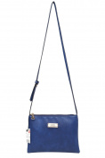. Shoulder Bag - Blue