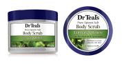 Dr. Teal's Epsom Salt Body Scrub - Exfoliate & Renew