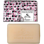 Petite Shea Soap Bar Jasmine 90ml by The Soap & Paper Factory