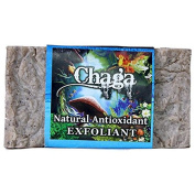 Chaga Exfoliant Natural Body Bar by RAD Soap Co. 180ml