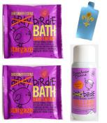 Dresdner Dirty Birdie Lavender Bubble Bath Lavender and Dirty Birdie 2 Stargaze Bath Powder
