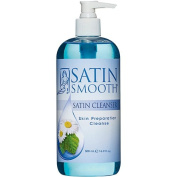 SATIN SMOOTH Satin Cleanse Skin Preparation Cleanser by Satin Smooth