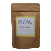 Revival Body Care Organic Body Scrub - Lemon + Coconut