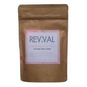 Revival Body Care Organic Body Scrub - Grapefruit + Mint
