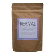 Revival Body Care Organic Body Scrub - Lavander + Grapeseed