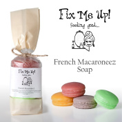 French Macaroneez Face & Body Soap