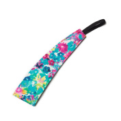 BANDED Spring Floral Wide Headband