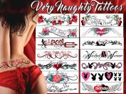 Very Naughty Tattoos