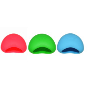 Soft Silicone Heart Style Pout Lips Tool Make You Look More Pouting Lips but Only Lasts 2 Hours At Most (3PCS