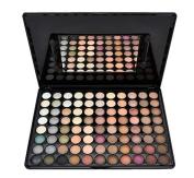 Healthcom Pro 88 Shades Matte Warm Eyeshadow Eye Shadow Makeup Palette Mac Cosmetics Set