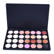 Maquita Professional 28 Colours Cosmetic Makeup Neutral Warm Eyeshadow Palette Cream Concealer Camouflage