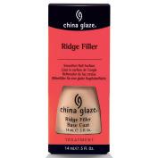 China Glaze Ridge Filler 15ml [Health and Beauty]