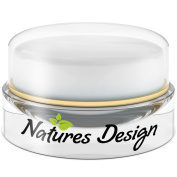 Best Brightening Eye Cream Dark Circles Moisturising Anti-ageing Anti-wrinkle Antioxidant Formula Combat Dark Circles Fine Lines Puffiness Brighter Eyes with Peptides for Men & Women by Natures Design