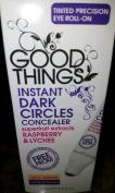 GOOD THINGS Instant Dark Circles Concealer Light-Medium Eye Roll On 0.5 O