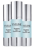 Soothing Eye Contour Gel With Cucumber And Aloe Eye Moisturiser Reducing Puffiness And Decreasing The Appearance Of Fine Lines And Wrinkles - 30ml