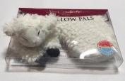 Warm Whiskers Lambt Eye Pillow, White