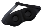 JPNK 3D Lightweight Comfortable Soft Contoured Sleep Eye Mask with Adjustable Head Strap