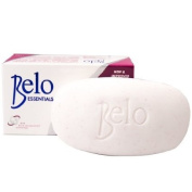 Belo Essentials Smoothening Whitening Body Bar 135g Gently Exfoliates and Whitens Without Causing Irritation.