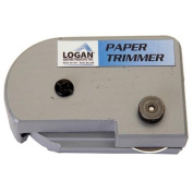 Logan 710-1 Paper Trimmer, Black